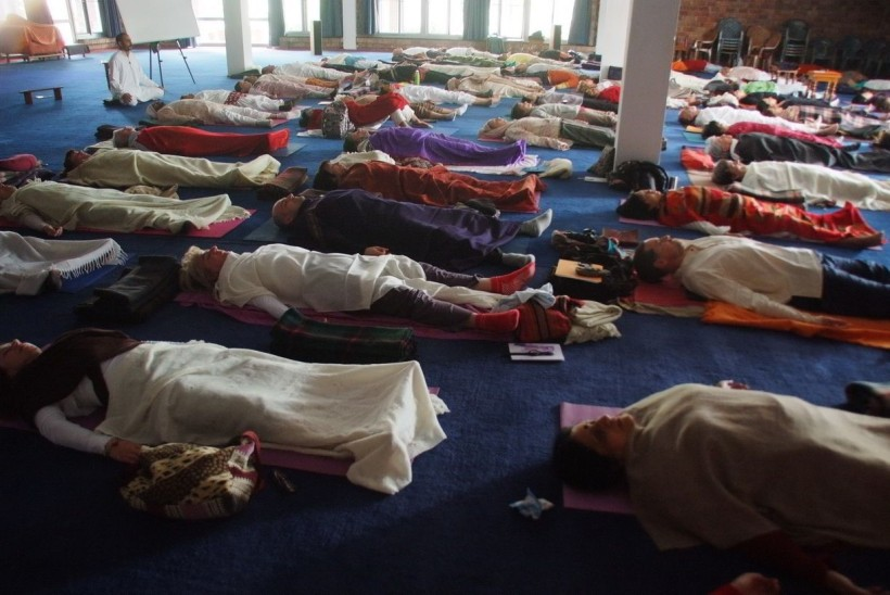 Yoga Nidra Workshop 2016
